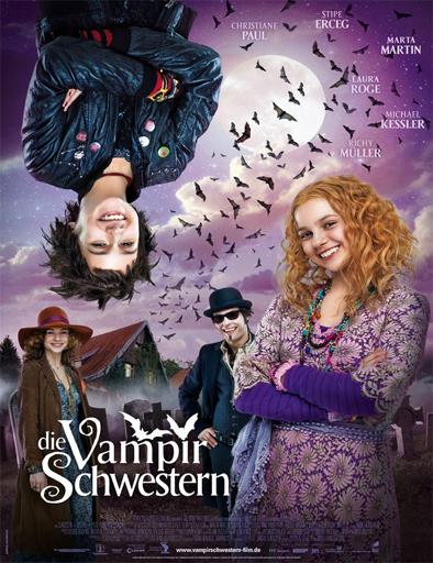 ver Las hermanas vampiresas (Die Vampirschwestern) (2012) Online