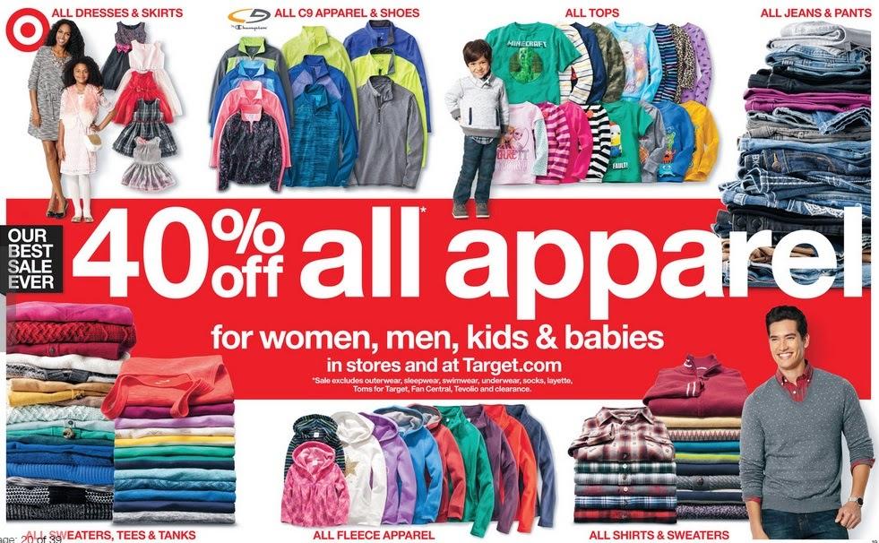 Target Black Friday 2014 Sneak Peek Of Ad Scan Posted