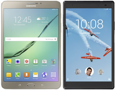 Comparativa tablets 8,0 LTE de menos de 300 euros
