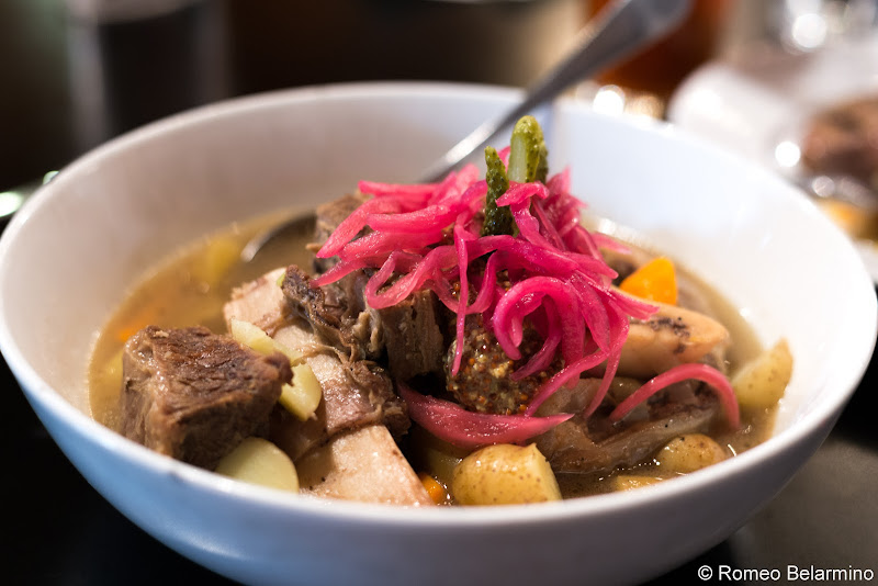 Pot au Feu Guide to Restaurants in El Paso Texas