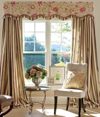 The Best Types Of Curtains And Curtain Design Styles 2018, Classic Curtains