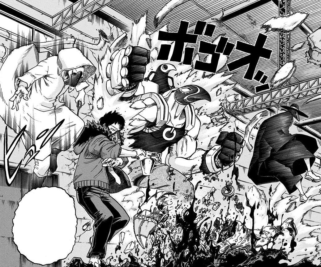Universo Animanga A Yakuza E A Shie Hassaikai Em Boku No Hero Academia Overhaul, kai chisaki, shie hassaikai, my hero academia are the most prominent tags for this work posted on october 21st, 2020. shie hassaikai em boku no hero academia