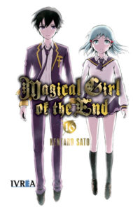 MAGICAL GIRL OF THE END #16