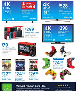 Walmart Electronics TV, Apple Watch, Headphones +more - valid March 18 - 29, 2018