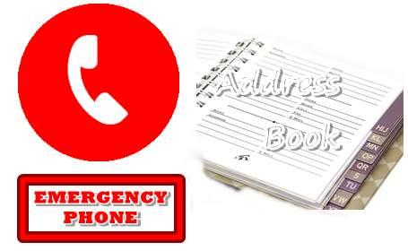 Daftar nomor telepon penting di Kabupaten Rembang