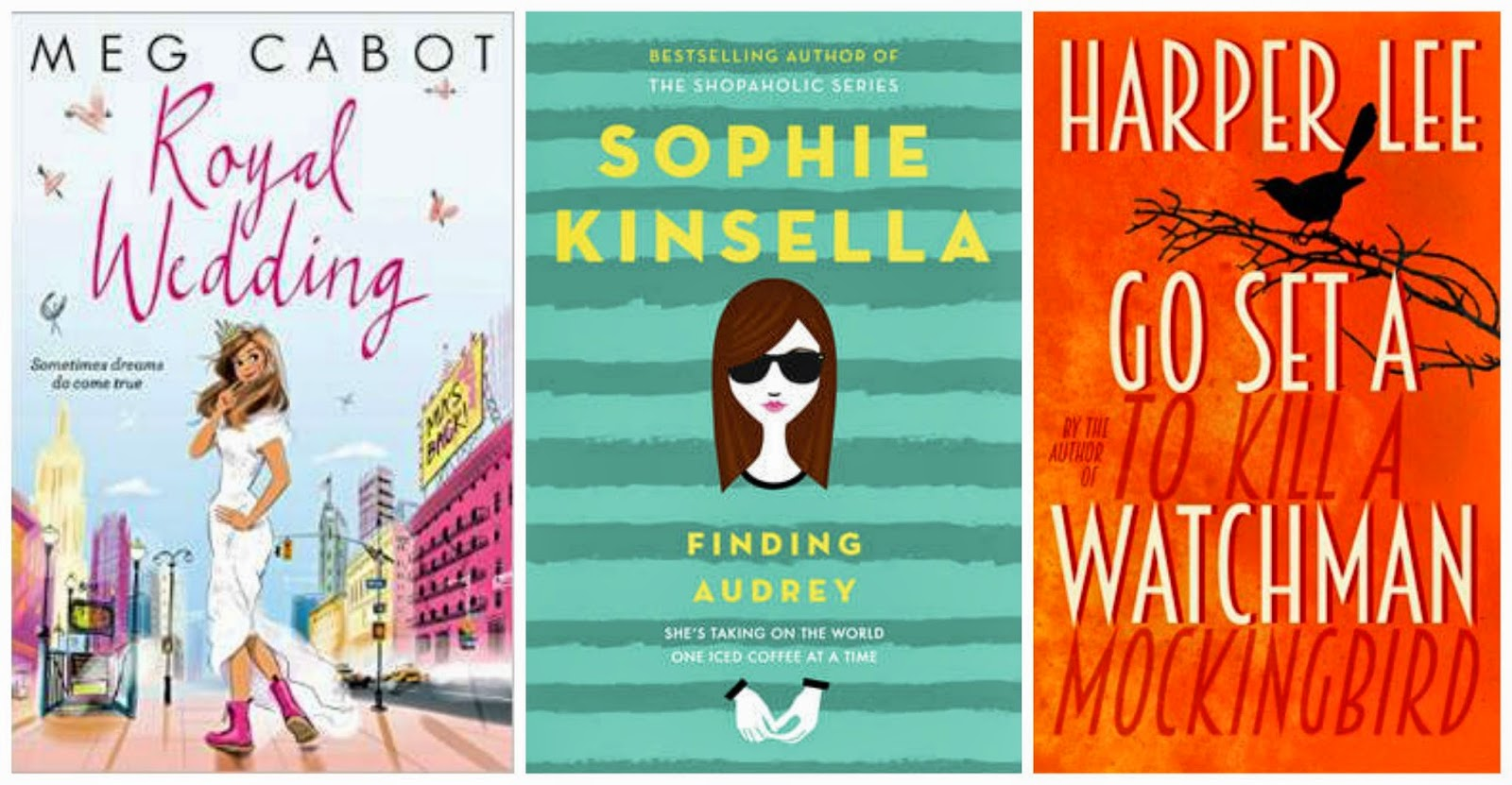 The Lipstick Drawer: 5 Books I'm Looking Forward To Reading