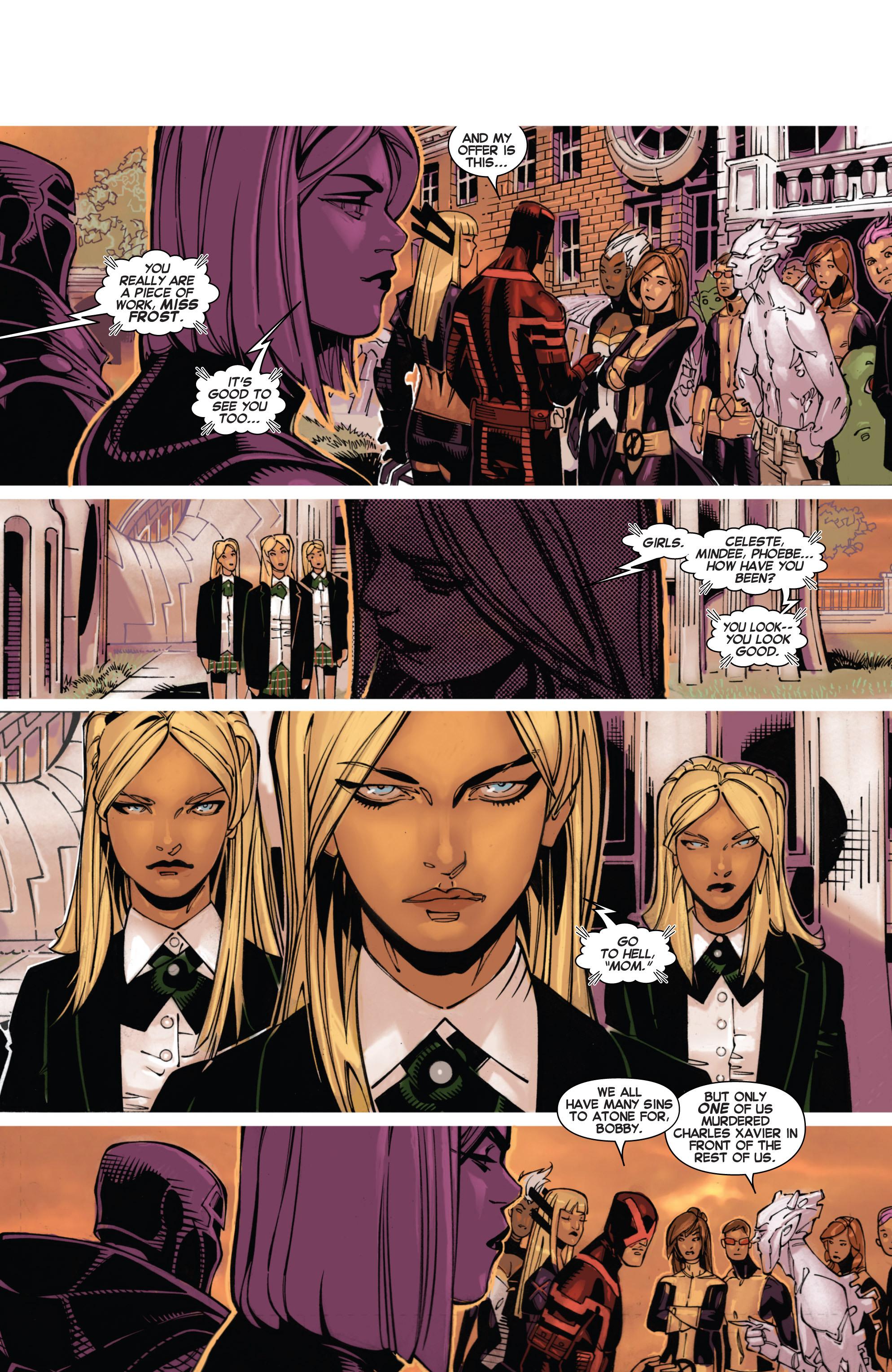 Read online Uncanny X-Men (2013) comic -  Issue #4 - 4