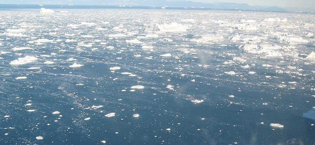 Allerta Studiosi: La Groenlandia si sta sciogliendo rapidamente.