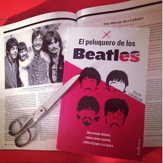 """El peluquero de los Beatles"" de Leslie Cavendish"