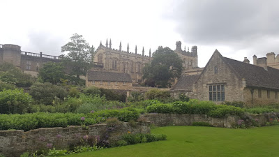 "Christ Church Oxford, which will now be the team I always want to win on University Challenge because I've ""been"" there."