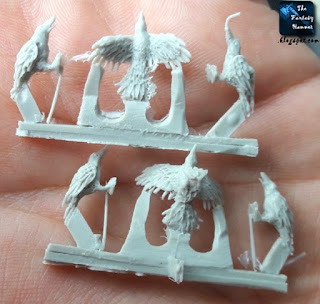 Ravens basing kit from HQresin