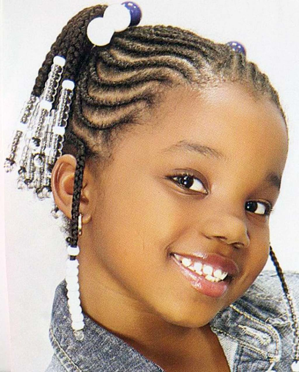 African hair braiding styles for children