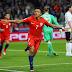 [VIDEO] CUPLIKAN GOL Jerman 1-1 Cile: Jerman terlihat kesulitan dalam mengimbangi permainan Cile.