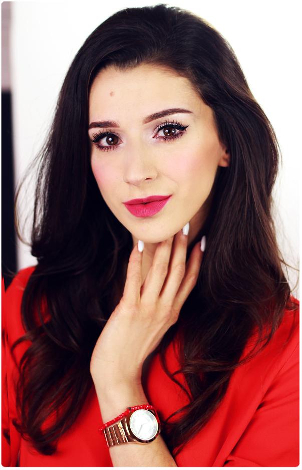 Alina Rose Blog Kosmetyczny Triki Makijażowe Kreska I Trwałe