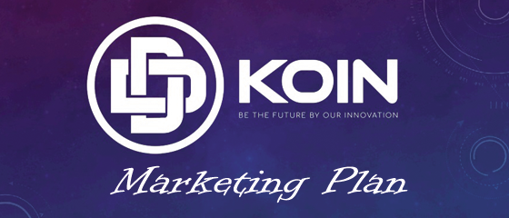 Marketing Plan DDKoin