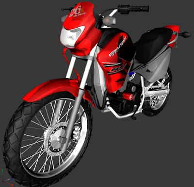 GTA SA - FALCON 400 EDIT
