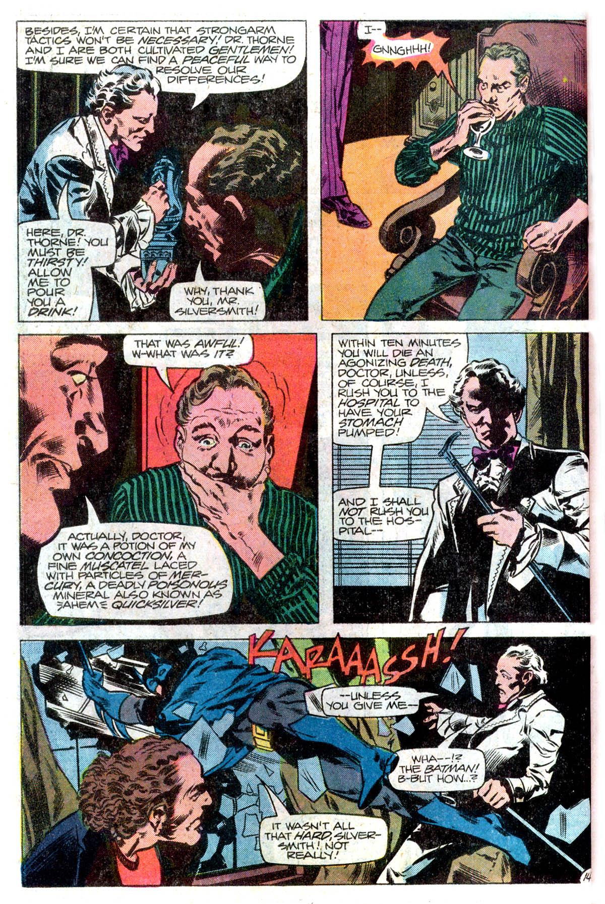 Detective Comics (1937) 495 Page 14