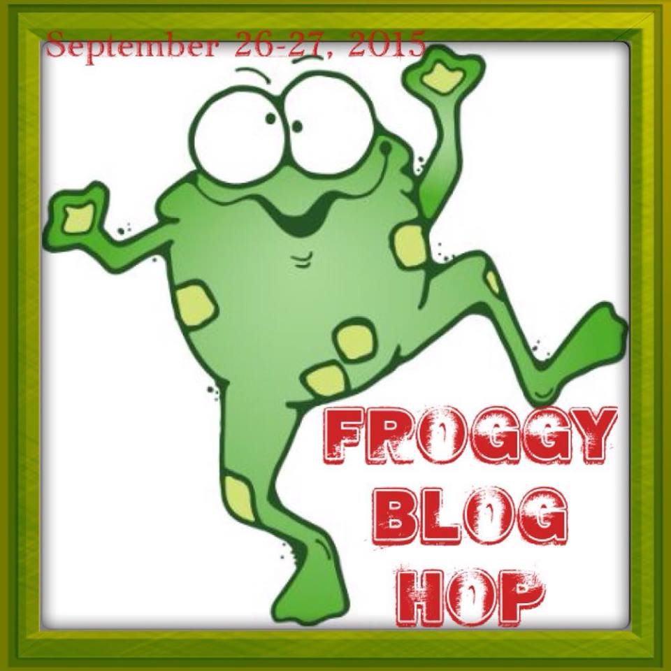 Froggy Blog Hop Sept 26-27