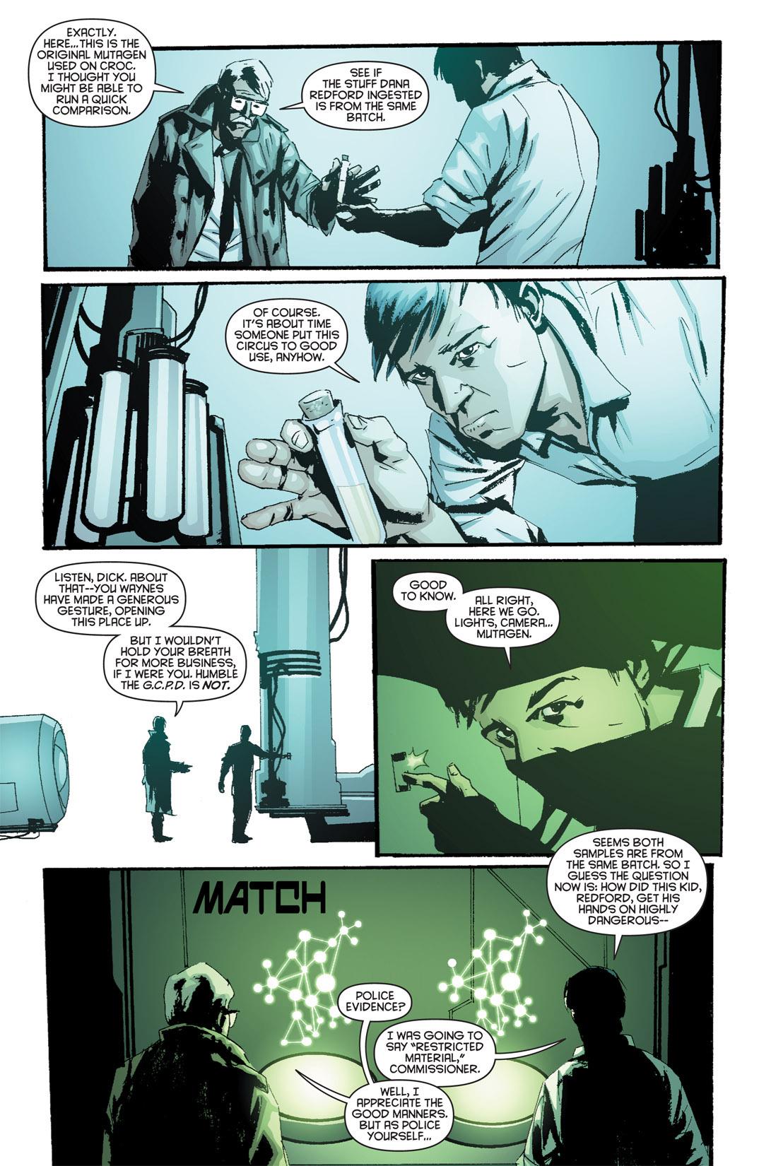 Detective Comics (1937) 871 Page 7