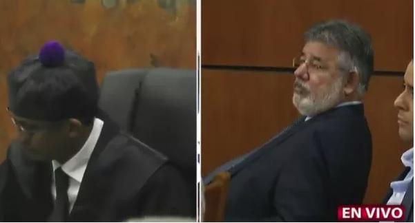 EN VIVO Audiencia preliminar del caso Odebrecht
