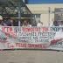 Ιωάννινα:  Αγωνιστικά υποδέχτηκαν εργαζόμενοι του ΠΓΝΙ και εκπρόσωποι σωματείων τον  υπουργό Υγείας