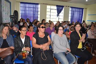 ESPAÇO SOCIAL: Evento Mulheres em Foco, na Escola Dr. Crispim (24/10)