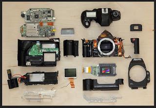 Spesikasi teknis kamera digital