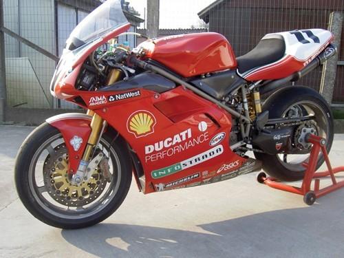 DUCATI Workshop Manual 996 1999 2000 /& 2001 Service /& Repair