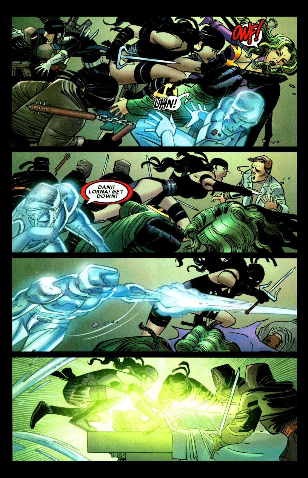 Read online Wolverine (2003) comic -  Issue #26 - 14