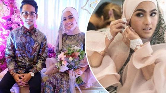 Gambar Sekitar Majlis Pertunangan Elfira Loy Dan Sufian Suhaimi