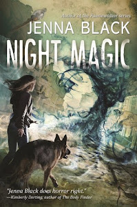 Night Magic (Nightstruck #2) by Jenna Black