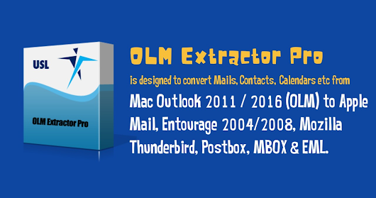 Convert OLM File to Apple Mail Freely Without any Anxiety Regarding Data Loss!