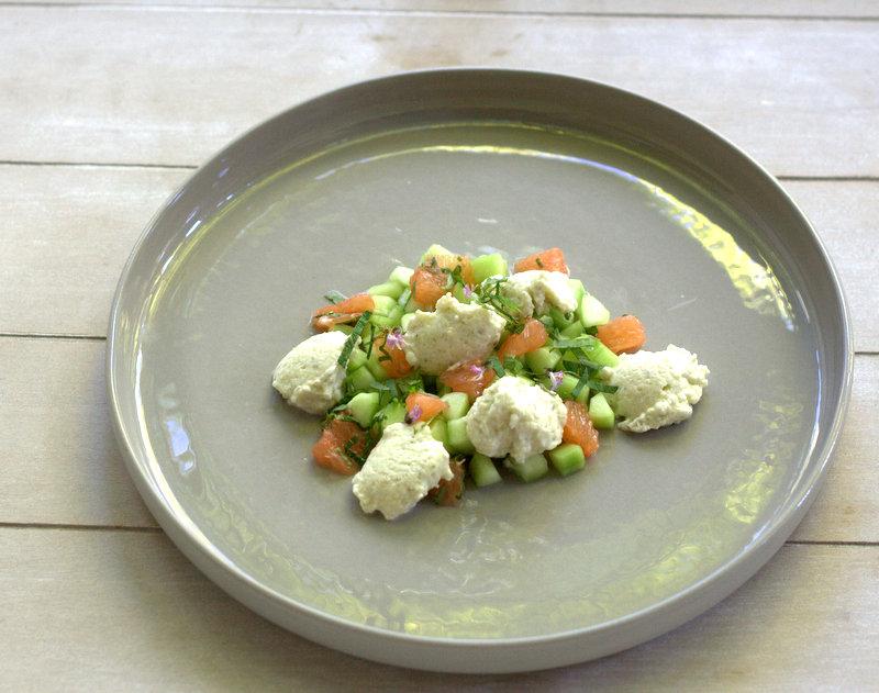 Sommerküche Vorspeise : Sommerküche vorspeise tomatendressing low fat rezept leichte