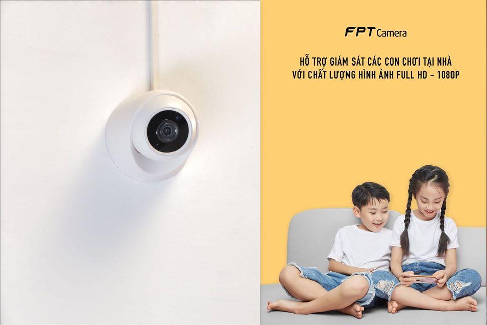 An toàn hơn với hệ thống Camera FPT Ba Tri