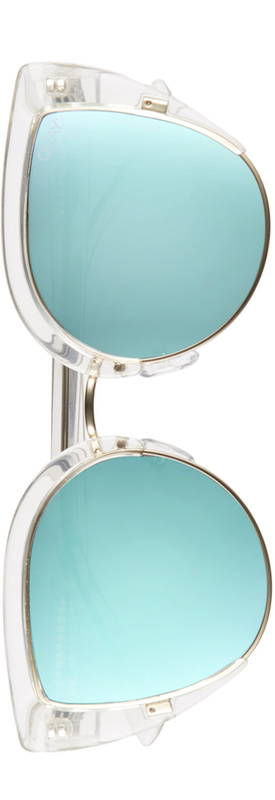 Quay Australia x Missguided Oh My Dayz 53mm Sunglasses