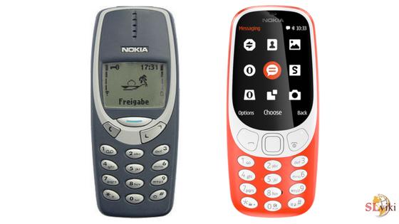 මොබයිල් ලොවේ දැවැන්තයෙකුගේ පුනරාගමනය. Nokia 3310 (2017) නැවතත් වෙළදපොලට.