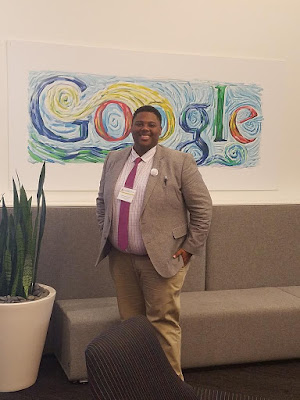 A Sudent who has secured an interview with Google for a position in their 2017 Summer EP Intern Program.