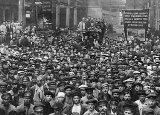 As massas na revolução