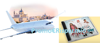 Logo Vinci gratis una vacanza a Madrid per 4 persone e 20 CD ''Monica Chef''