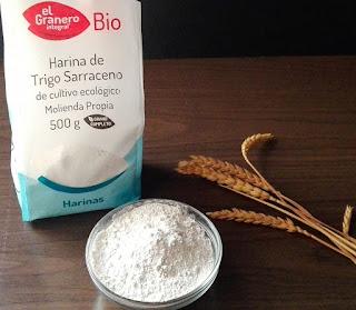 Harina de trigo sarraceno El Granero Integral