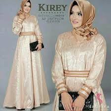 Baju Muslim Gamis Maxi