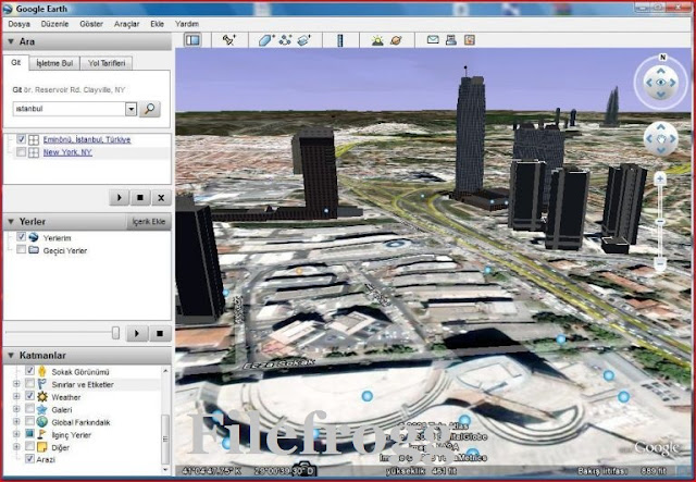 Google Earth Pro Full Terbaru