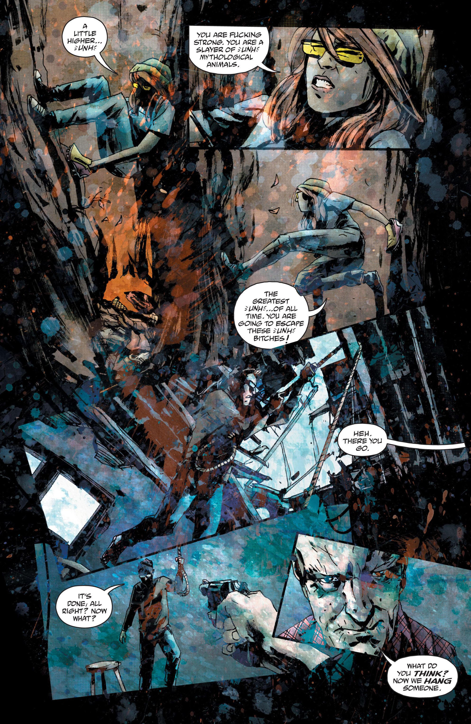 Read online Wytches comic -  Issue #4 - 16