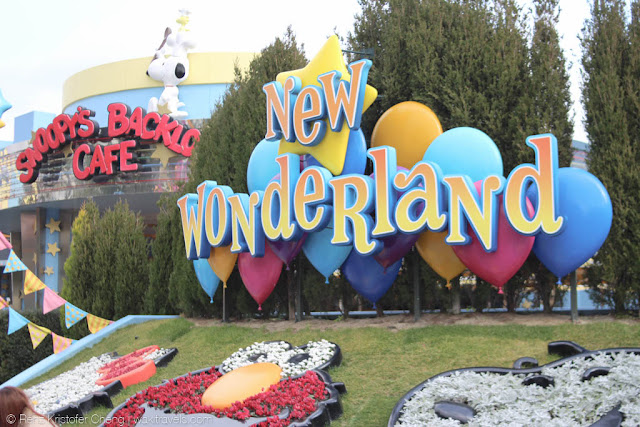 New Wonderland in Universal Studios, Japan