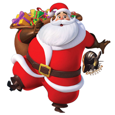 Render Santa Claus