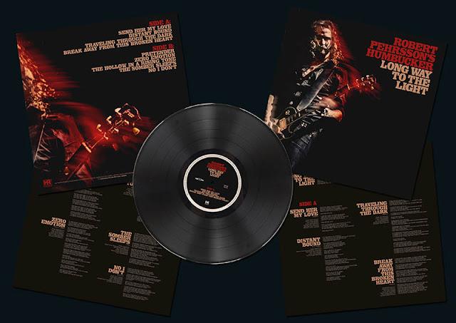 """Το τραγούδι των Robert Pehrsson's Humbucker """"Traveling Through The Dark"""" από τον δίσκο """"Long Way to the Light"""""""