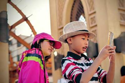5 تطبيقات للأطفال لتعلم اللغة الإنجليزية أثناء اللعب