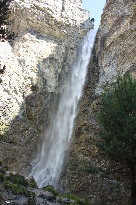 La cascade Saint-Benoit
