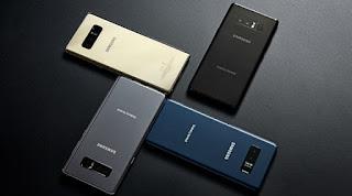 سعر ومواصفات جلاكسى نوت 8 Samsung Galaxy Note
