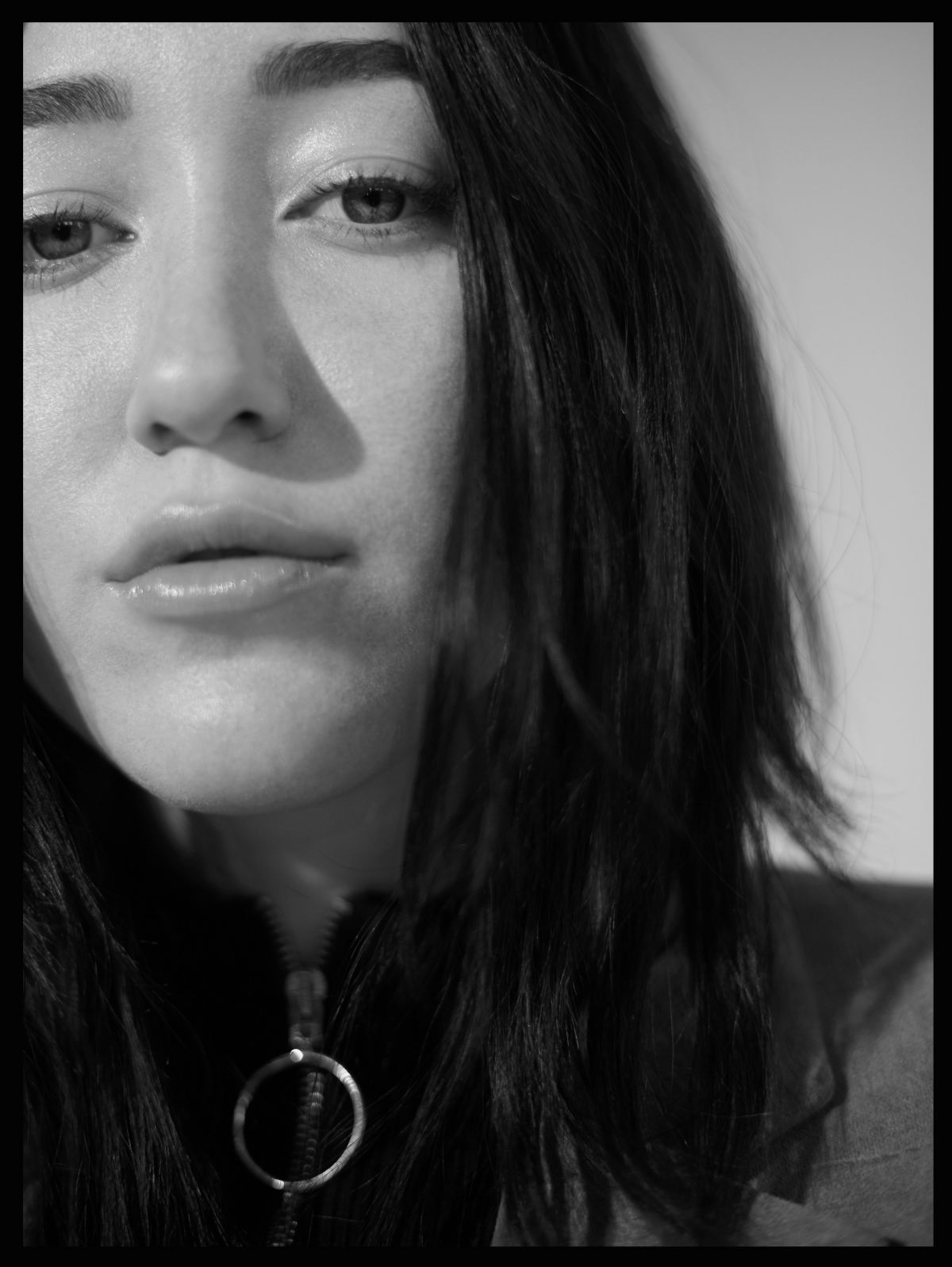 Noah Cyrus for W Magazine, October 2017